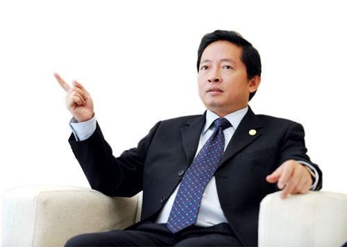 Ông Trần Kim Chung - Chủ tịch Tập đoàn C.T Group.
