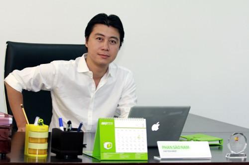 Phan Sào Nam - một trong hai ông trùm của đường dây đánh bạc nghìn tỷ đồng (ảnh: VTC)
