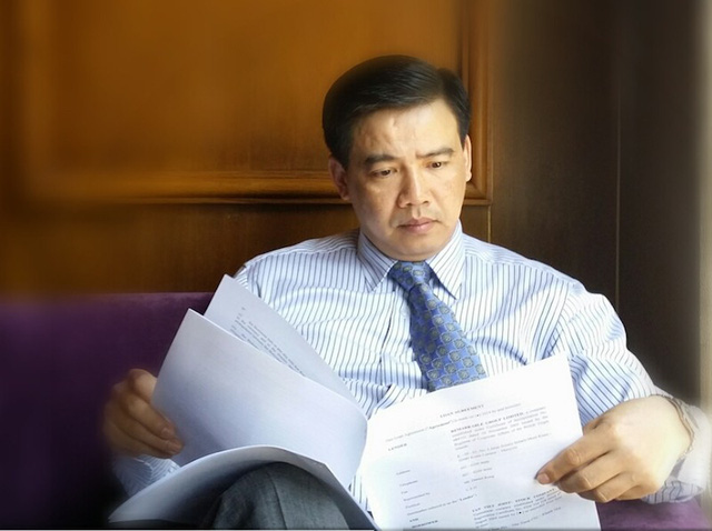 Ông Ngô Thanh Tùng, Thành viên Hội đồng Quản trị, Luật sư trưởng của Eximbank nói về vụ mất 245 tỷ đồng