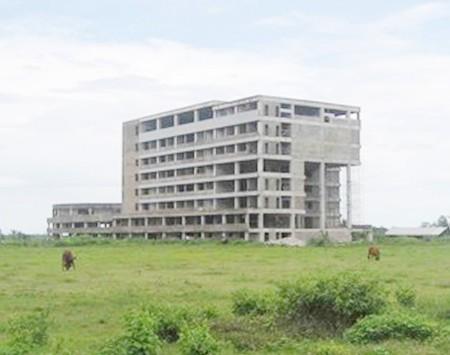 Công trình Bệnh viện Sản - Nhi Sóc Trăng đội vốn hàng trăm tỷ đồng do sự chây ì của UDIC Invest