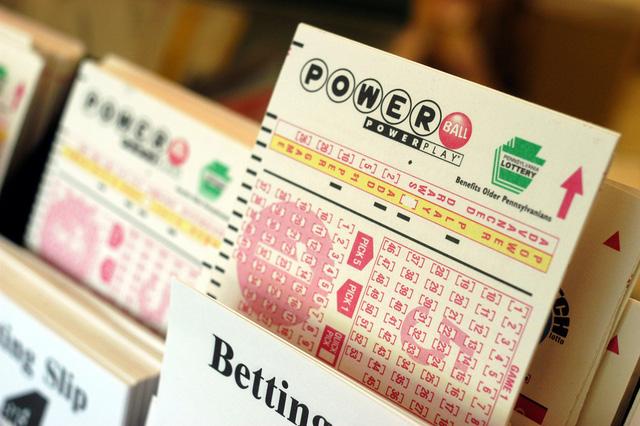Đây là giải Jackpot lớn thứ 8 trong lịch sử của xổ số Power Ball Hoa Kỳ. (Nguồn: Getty Images)