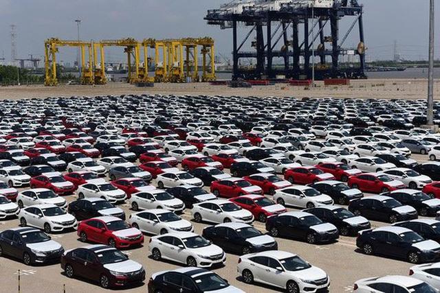 Thị trường ô tô sẽ thiết lập mặt bằng giá mới.