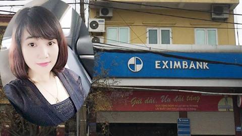Chi nhánh Ngân hàng Eximbank tại Nghệ An và Nguyễn Thị Lam (ảnh nhỏ)