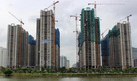 Chung cư An Bình City: Hoàn thiện