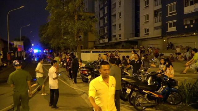 Cháy chung cư cao cấp ở Sài Gòn, 13 người chết, 14 người bị thương