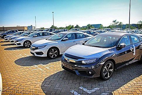 Xu hướng nhập khẩu xe nguyên chiếc về Việt Nam sẽ tiếp tục tăng cao.