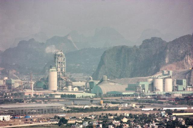 Chuyển cơ quan điều tra hồ sơ Công ty xi măng liên doanh với Đài Loan
