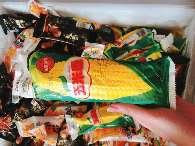 Các loại kem này có giá khá rẻ, được rất nhiều người chọn mua về ăn giải nhiệt