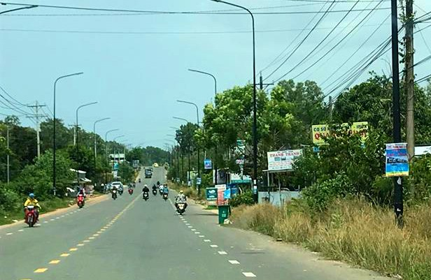 Bến phà Thạnh Thới huyện Phú Quốc.