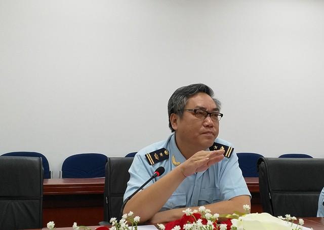 Ông Lê Nam Phong, Đội phó Đội Điều tra chống buôn lậu khu vực miền Trung, Cục Điều tra chống buôn lậu, Tổng cục Hải quan