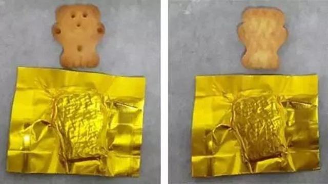 Cẩn thận mua phải bánh quy Trung Quốc có chứa heroin