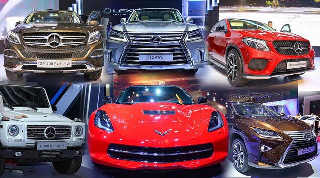 Ô tô Lexus Nhật 900 triệu đồng, Việt Nam gần 3 tỷ đồng: Đắt đỏ thuế chồng thuế