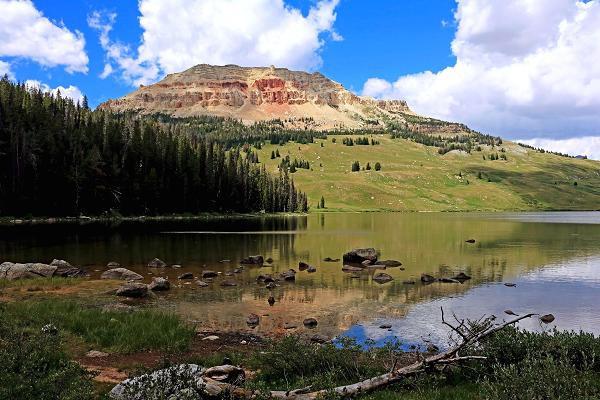 Dãy núi Rokies nơi hàng ngàn người đến để tìm kho báu. (Nguồn: Education Images | Getty Images)