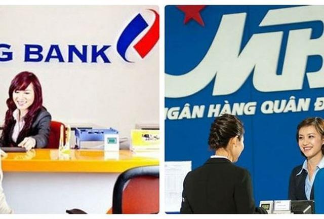 Trong khi VietinBank rút lui khỏi thương vụ sáp nhập với PGBank, hiện có hai ứng viên có khả năng thay thế là MB và HDBank (ảnh minh họa).