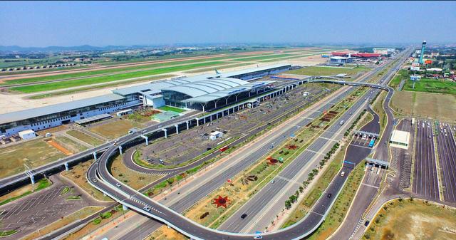 Khuyến khích làm đường sắt Hà Nội - sân bay Nội Bài bằng BOT