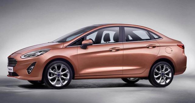 Phân khúc hạng B trong năm 2018 còn chờ đợi sự xuất hiện của Ford Fiesta thế hệ mới.