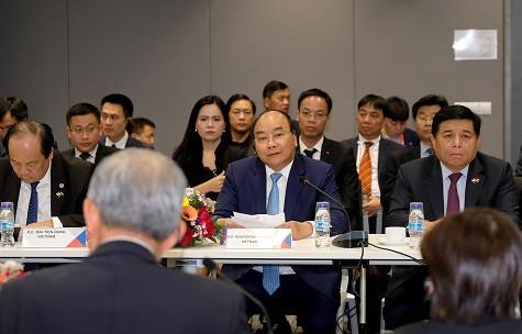 Thủ tướng mong doanh nhân Singapore
