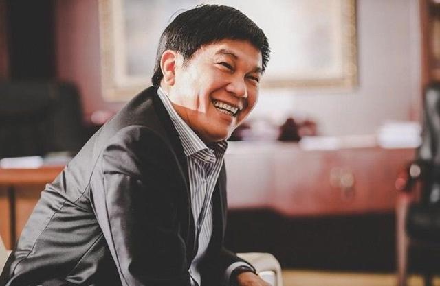 Ông Trần Đình Long hiện đang sở hữu hơn 20.500 tỷ đồng tài sản cổ phiếu HPG