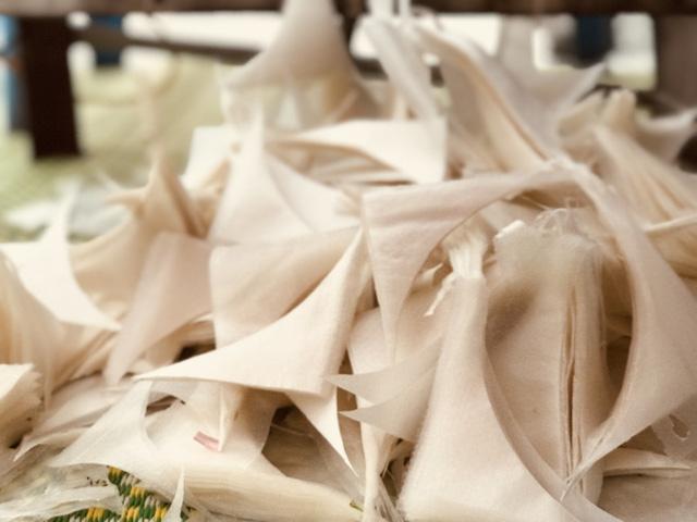 Phụ phẩm có thể bán cho các hộ nuôi lợn với giá 3.000 đồng/kg