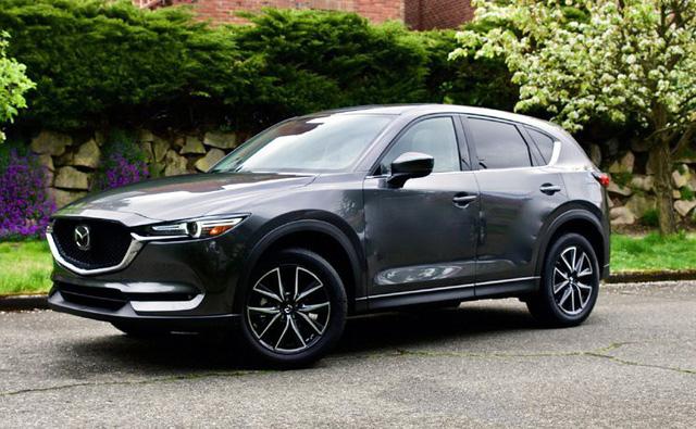 Mazda CX-5 đang là mẫu xe Crossover bán chạy nhất