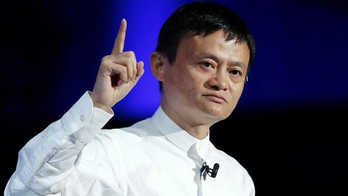 Jack Ma tin vào blockchain, nhưng không tin Bitcoin