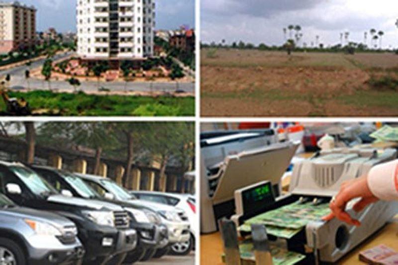 Hàng loạt Bộ ngành chậm ban hành định mức sử dụng tài sản công