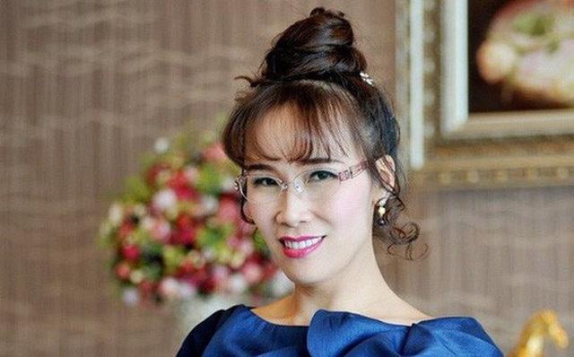 """""""Nữ tướng"""" giàu nhất Việt Nam đã mất hơn 8.400 tỷ đồng chỉ trong nửa tháng"""
