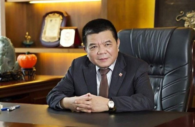 Cựu Chủ tịch BIDV Trần Bắc Hà