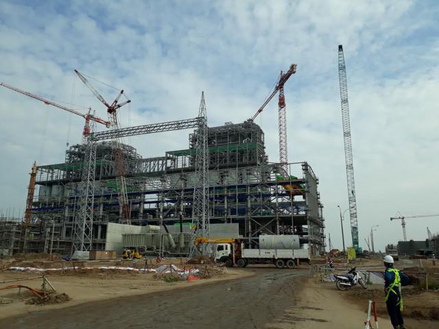 Dự án nhà máy Nhiệt điện Sông Hậu 1 của PVN
