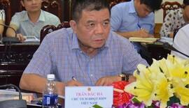 Ông Trần Bắc Hà: Năm tháng quyền lực, những lần tin đồn bị bắt