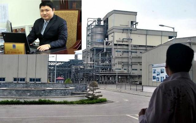 Dưới thời ông Vũ Đình Duy làm Tổng giám đốc, PVTex liên tục lâm cảnh thua lỗ
