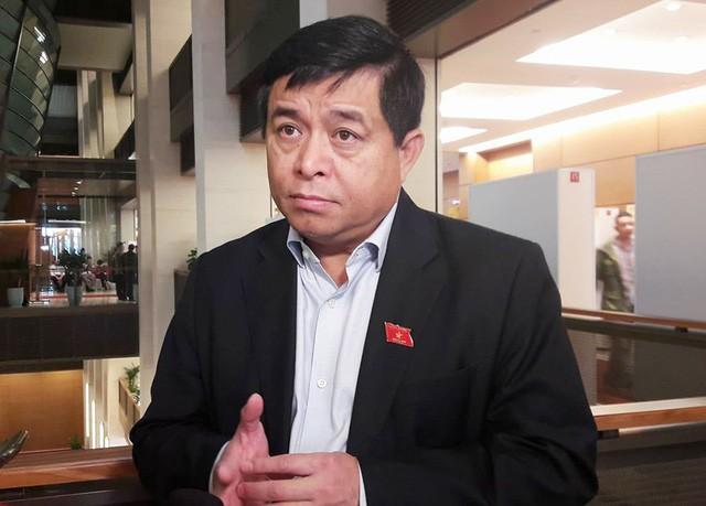 Bộ trưởng Đầu tư: Luật Đặc khu không có một chữ nào liên quan tới Trung Quốc