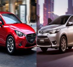 Top xe bán chạy nhất Việt Nam: Kia, Mazda