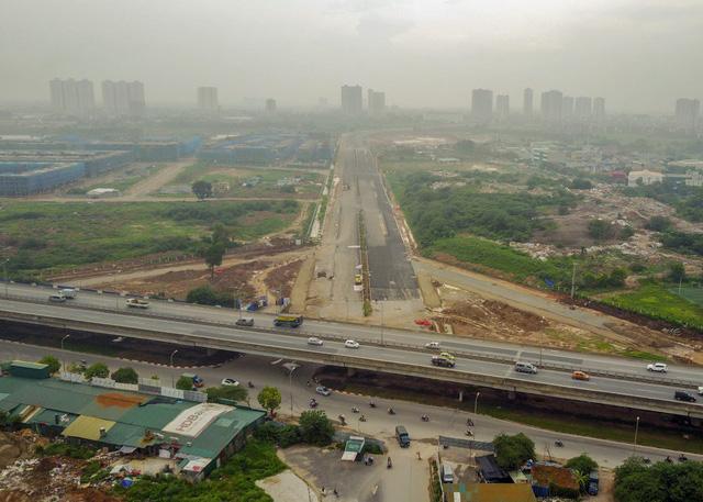 Hà Nội: 2 doanh nghiệp đầu tư tuyến Lê Trọng Tấn đến đường vành đai 3