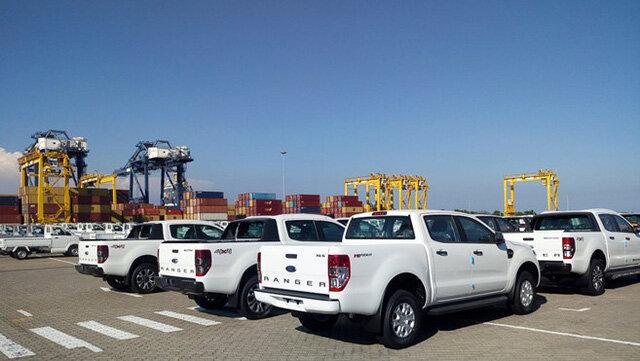 Hơn 850 xe bán tải Thái về Việt Nam, xe đẹp