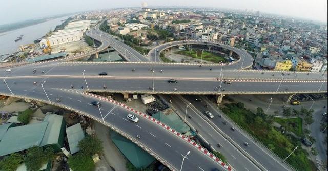 Tuyến đường trên cao sẽ bắt đầu từ cầu Vĩnh Tuy, theo trục đường vành đai 2 nối với Ngã Tư Sở được xây dựng theo hình thức BT.