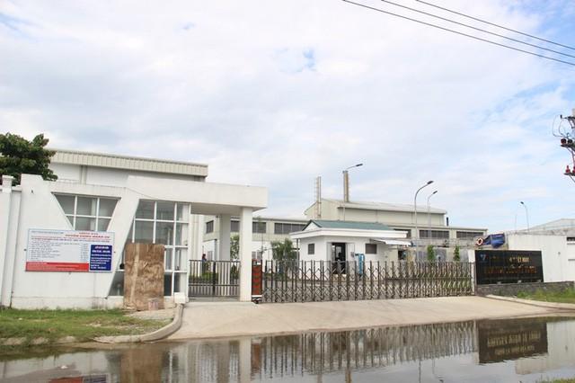 Một nhà máy dệt nhuộm ở Quảng Trị (Ảnh minh họa)