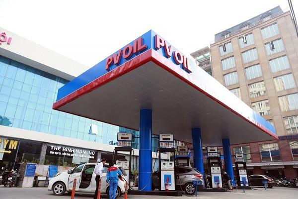 PVOIL hiện đang chiếm 22% thị phần kinh doanh xăng dầu trong nước
