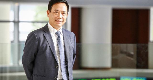 Ông Trần Văn Dũng - Chủ tịch Uỷ ban Chứng khoán Nhà nước.