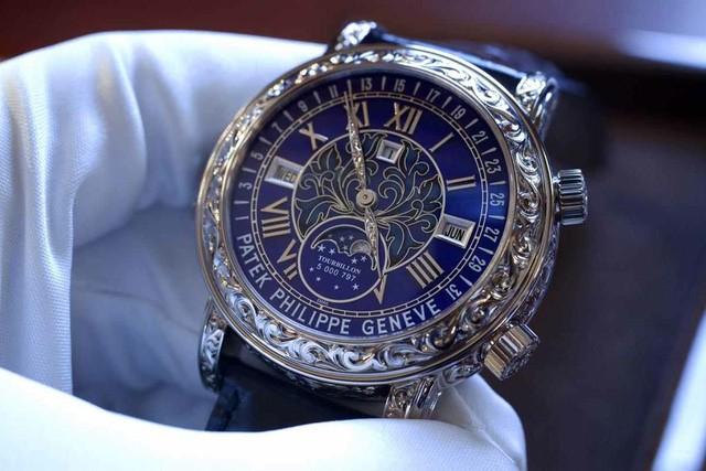 Bạn đọc Dân trí nói gì về chiếc đồng hồ triệu USD của Trịnh Xuân Thanh