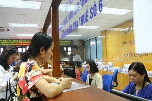 Quay xổ số để... khuyến khích người dân lấy hoá đơn
