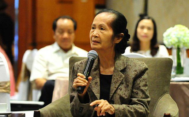 Chuyên gia kinh tế Phạm Chi Lan, nguyên thành viên Ban Nghiên cứu của Thủ tướng Chính phủ, nguyên Phó Chủ tịch Phòng Thương mại và Công nghiệp Việt Nam (VCCI).