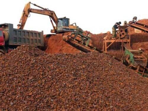 Lào Cai đề nghị cho dự án thép liên doanh với Trung Quốc xuất khẩu quặng