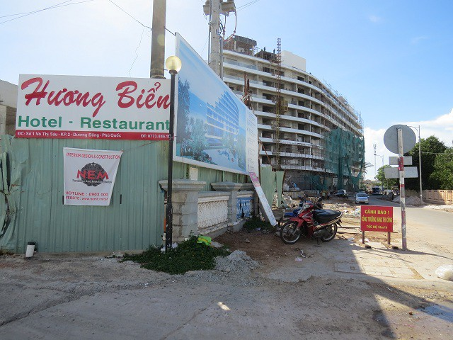 Kiên Giang thông báo kết quả kiểm tra vi phạm đất đai tại Phú Quốc