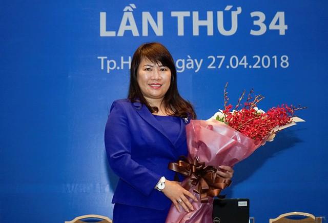 Bà Lương Thị Cẩm Tú đầu tư 200 tỷ cho cổ phiếu