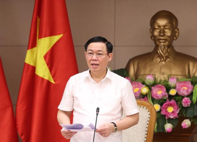Phó Thủ tướng Chính phủ Vương Đình Huệ, Trưởng Ban Chỉ đạo điều hành giá của Chính phủ