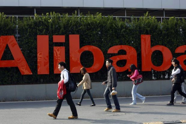 Dù dự án đường sắt 20 tỷ USD của Trung Quốc vừa bị Malaysia bắt dừng lại, Alibaba vẫn rất lạc quan về tình hình đầu tư tại nước này. (Nguồn: The Star)