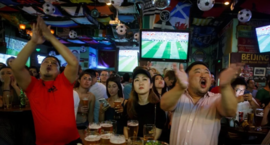 Đập tan đường dây cá độ World Cup hơn 1 nghìn tỷ đồng