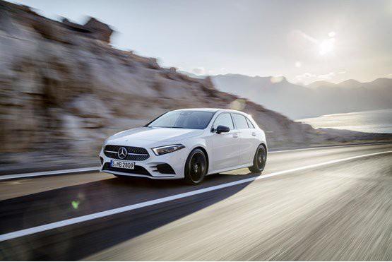 HAX chiếm khoảng 37% thị phần Mercedes Benz tại Việt Nam