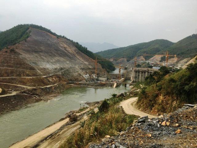 Dự án thủy điện Hồi Xuân sau 10 năm triển khai vẫn chưa hoàn thành